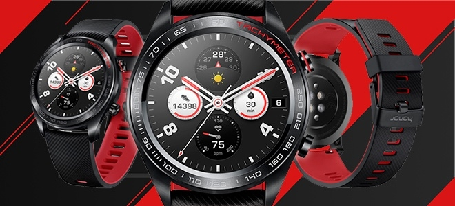 Обзор Huawei Honor Watch Magic