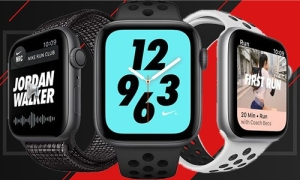 Обзор Apple Watch Nike
