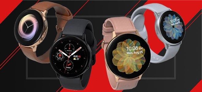 Обзор Samsung Galaxy Watch Active 2