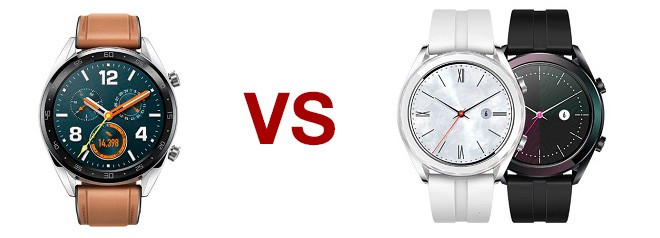 huawei watch gt vs huawei watch gt elegant